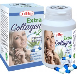 Thực phẩm bảo vệ sức khỏe UBB® Extra Collagen+2