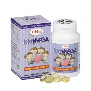 Thực phẩm bảo vệ sức khỏe UBB® KIDMEGA