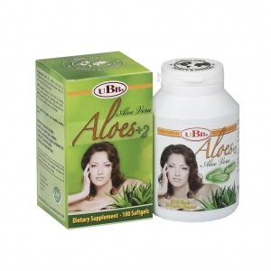 Thực phẩm bảo vệ sức khỏe UBB® ALOES +2