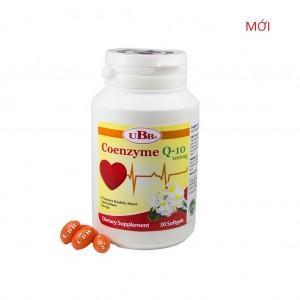 Thực phẩm bảo vệ sức khỏe UBB® COENZYME Q10 (100mg)